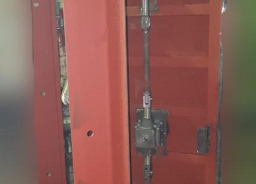 Двери защитно-герметические